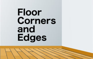 Tips on maintaining floor corners