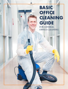 Basic office cleaning guide by Ability Maintenance Service