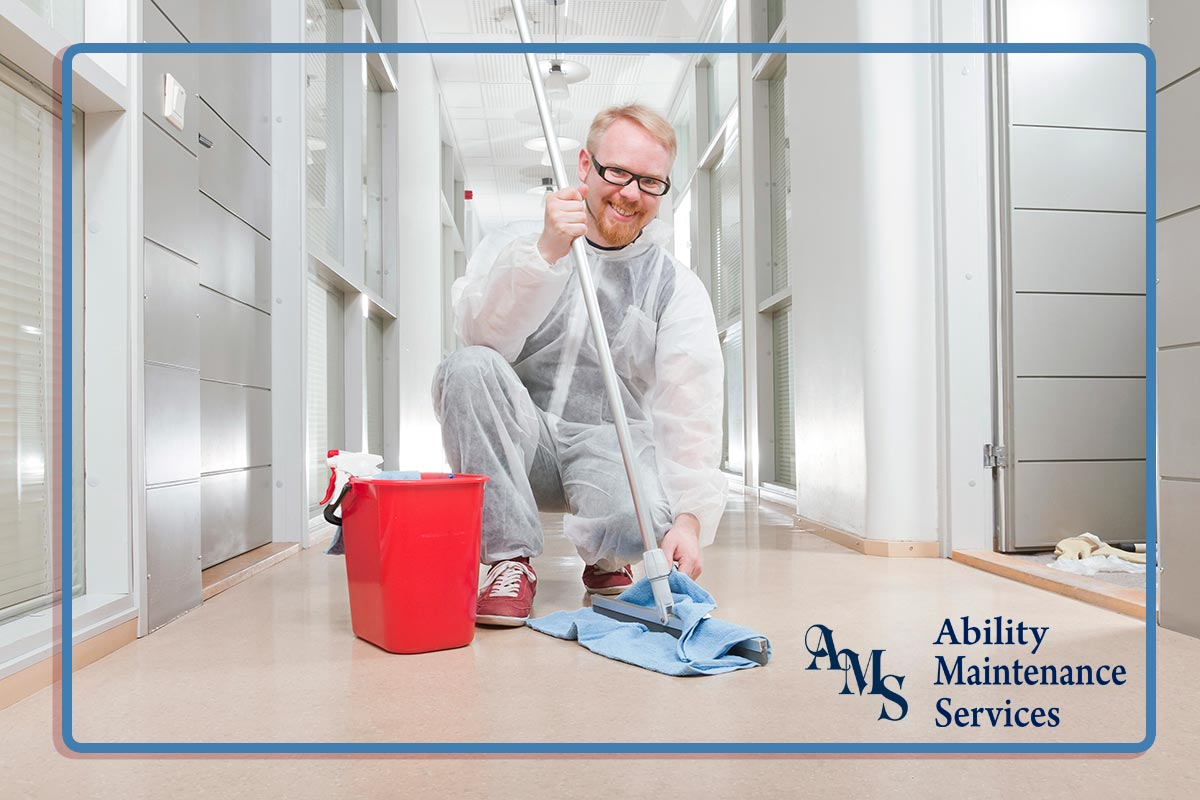 what is the true value of janitorial services?